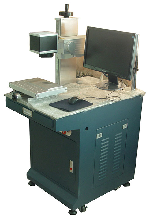 进口全风冷光纤激光打标机 FB20-1型