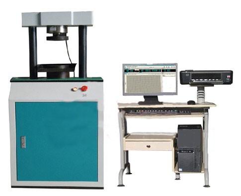 YAW-300D微机控制压力试验机