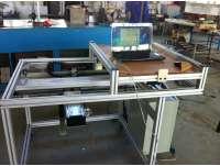 巡视器车辙测量装置