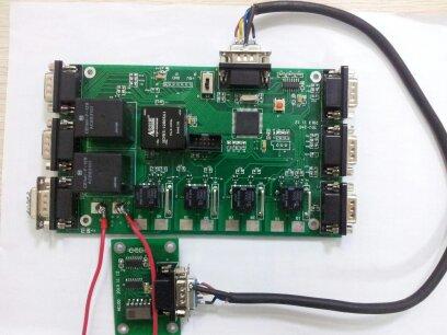 微机控制采集系统