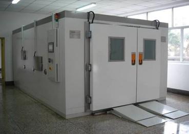 步入式高低温环境试验箱